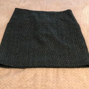 Outback Red Tweed skirt size 6